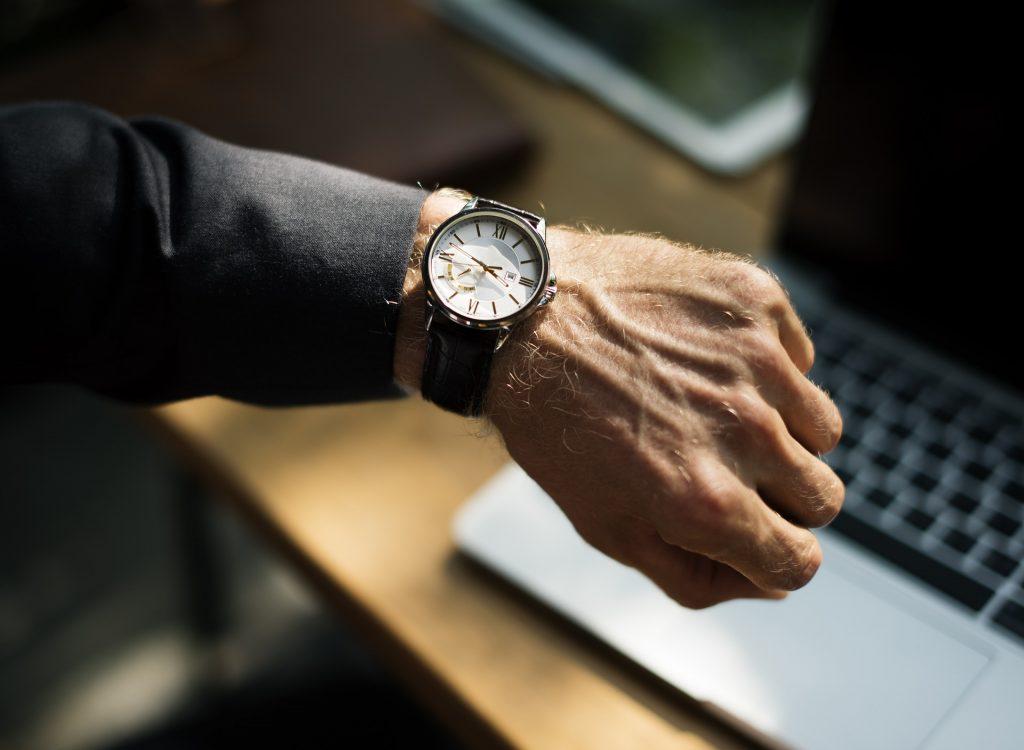 ley de control horario