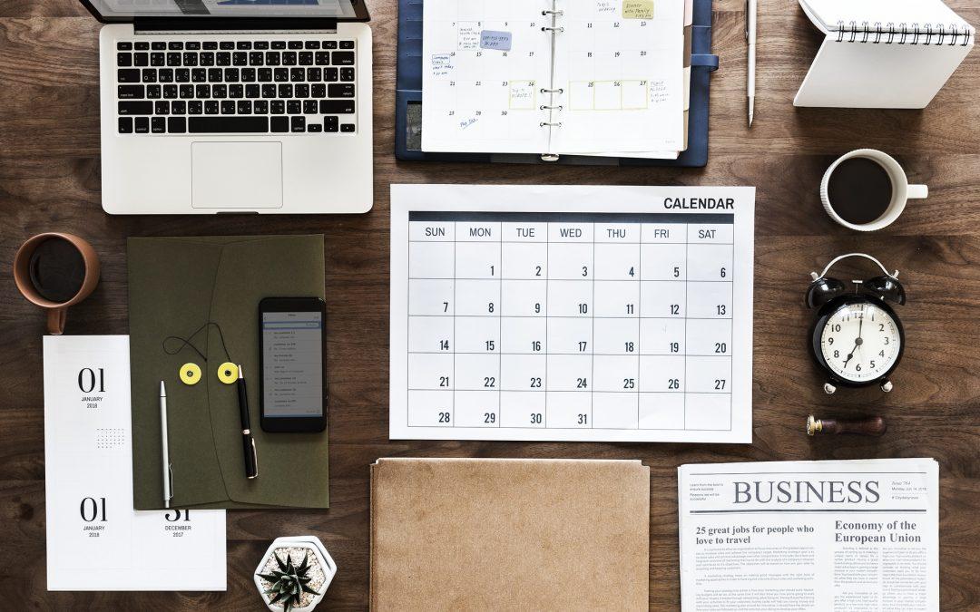 Centralizar las solicitudes de vacaciones del calendario laboral